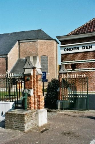Assenede Oosteeklo Koning Albertstraat zonder nummer