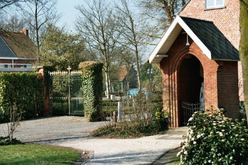 Assenede Oosteeklo Koning Albertstraat zonder nummer Ommegang kapel