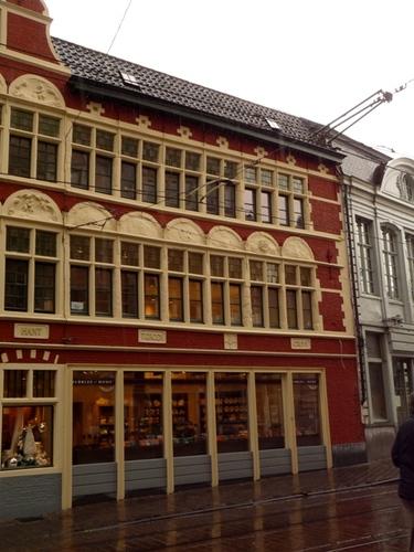Gent Kleine Vismarkt 6