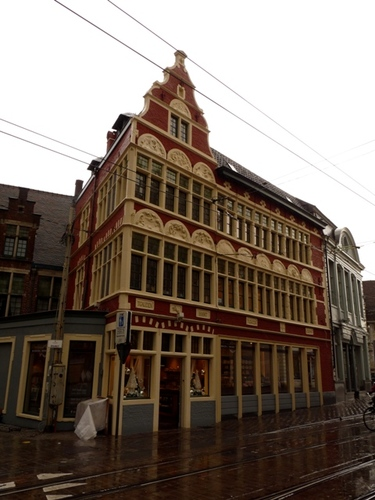 Gent Kleine Vismarkt 6-8