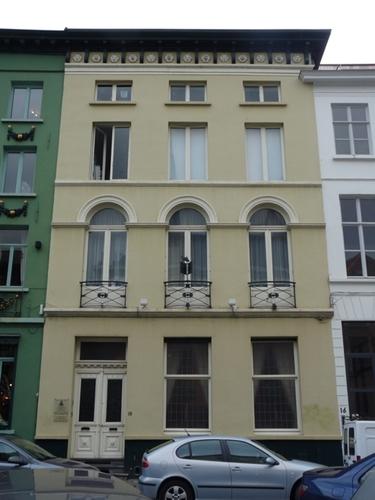 Gent Kammerstraat 18