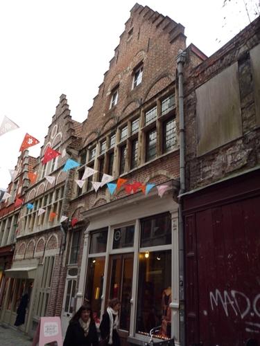 Gent Serpentstraat 8-18