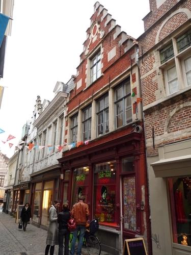 Gent Serpentstraat 22-24