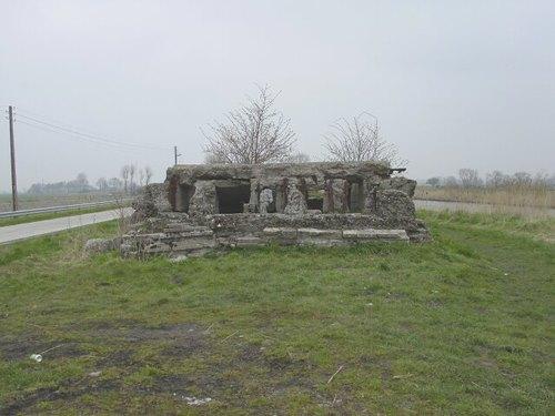 Duitse schutsbunker