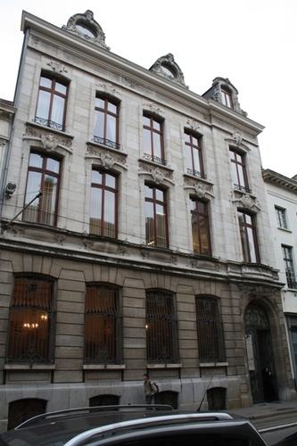 Antwerpen Lange Nieuwstraat 21-23
