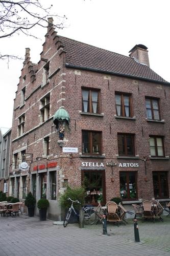 Antwerpen Kloosterstraat 155_157