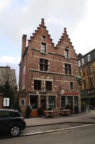 Antwerpen Kloosterstraat 155 157