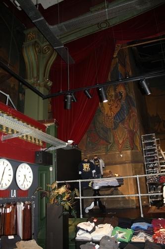 Antwerpen Kipdorpvest 28 zaal