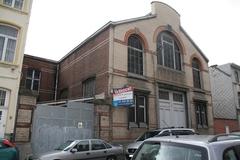 Onderstation van de Compagnie Electrique Anversoise