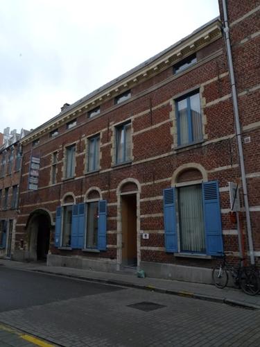 Leuven Sint-Maartenstraat 10-12