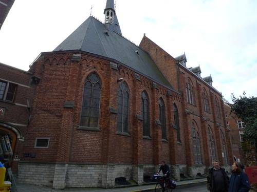 Leuven Minderbroedersstraat 15