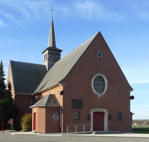 Staden Kampstraat zonder nummer parochiekerk Sint-Eligius