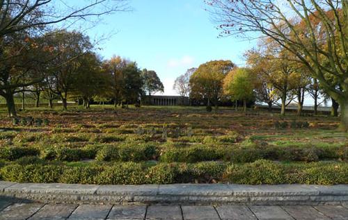 Hooglede Beverenstraat zonder nummer Duitse Militaire Begraafplaats
