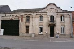 Kantoor  van de jutefabriek Janssens