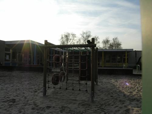 Turnhout Parkwijk schoolspeelplaats