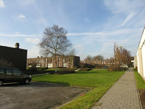 Turnhout Parkwijk Haagbeemdplantsoen