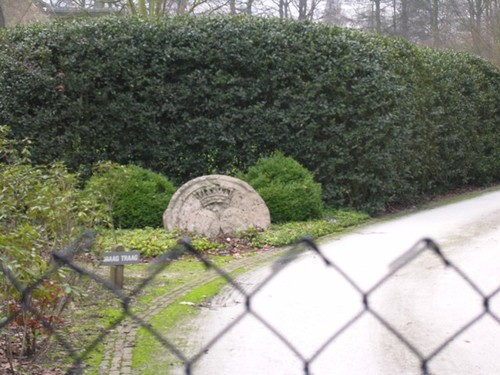 Brasschaat Donksesteenweg 237 Wapenschild Bisschoppenhoflei