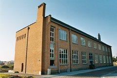 Nijverheidsgebouw met smidse van touwfabriek Le Lis