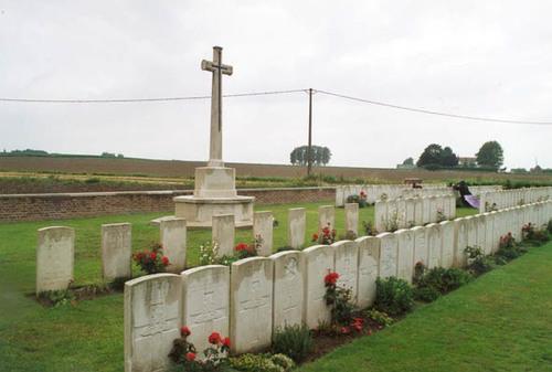 Wevelgem Korteweg zonder nummer Brits militair kerkhof