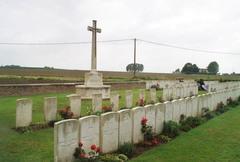 Britse militaire begraafplaats Kezelberg
