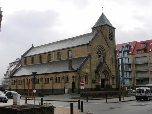 Nieuwpoort Sint-Bernardusplein zonder nummer
