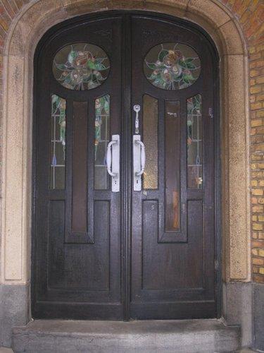 Nieuwpoort AlbertIlaan 110 deur