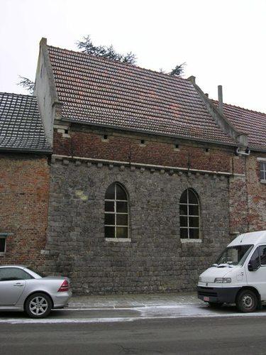 Tienen Waaibergstraat 5 kapel