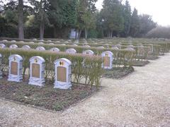 Belgische militaire begraafplaats
