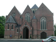 Parochiekerk Sint-Martinus en Sint-Christoffel
