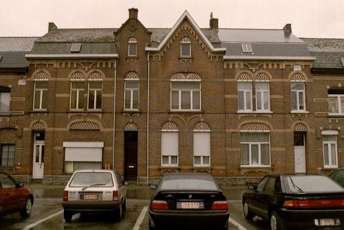 Dendermonde Theodoor Vermylenstraat 28, 30, 32