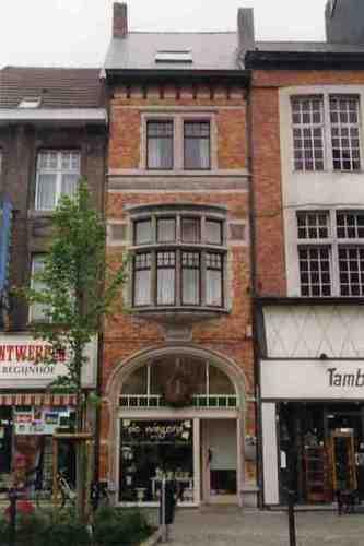 Dendermonde Brusselsestraat 66