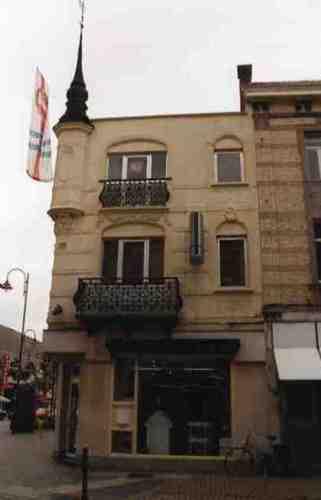Dendermonde Brusselsestraat 35