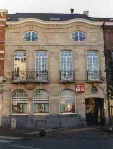 Dendermonde Brusselsestraat 34