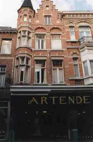 Dendermonde Brusselsestraat 10