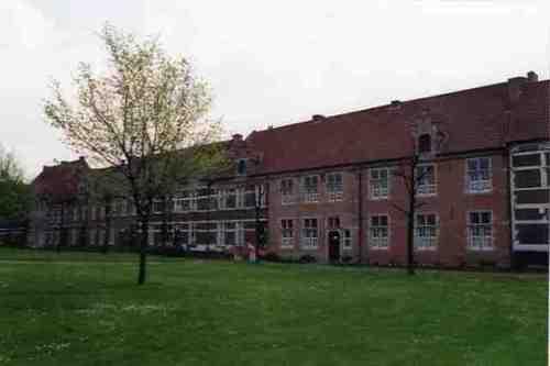 Dendermonde Begijnhof
