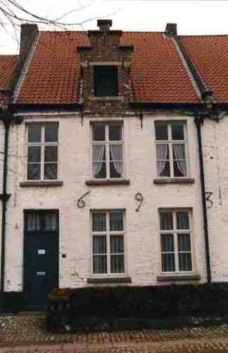 Dendermonde Begijnhof 30