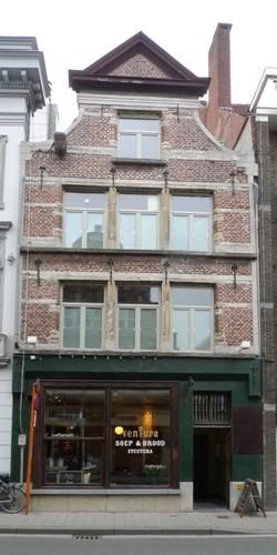 Gent Sint-Jacobsnieuwstraat 25