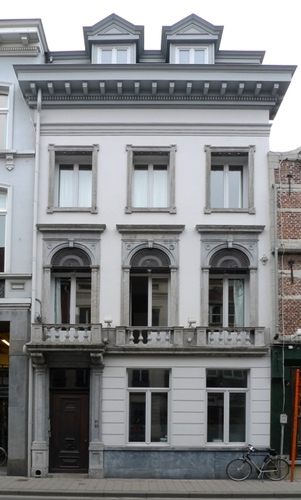 Gent Sint-Jacobsnieuwstraat 21