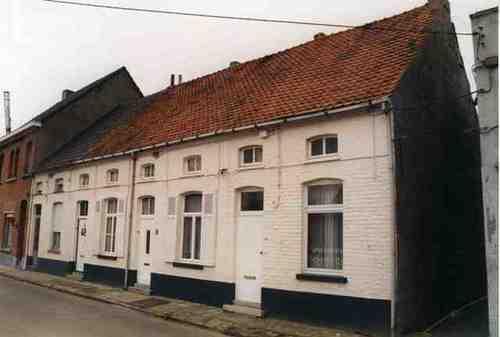 Dendermonde Hof ten Bos 44-46-48-50