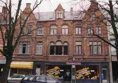 Dendermonde Franz Courtensstraat 7-8-9-10