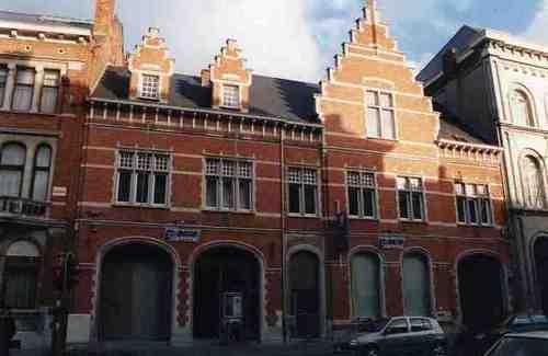 Dendermonde Kerkstraat 64-66