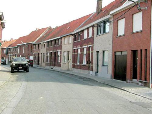 Kijkuitstraat straatbeeld
