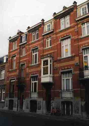 Dendermonde Kerkstraat 78-80-82