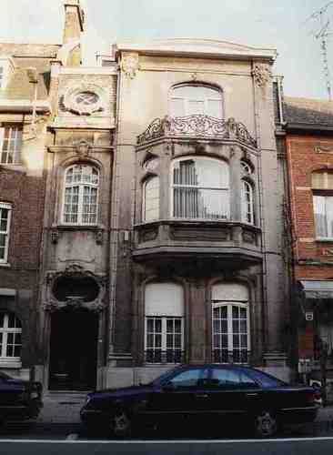 Dendermonde Kerkstraat 16-16A