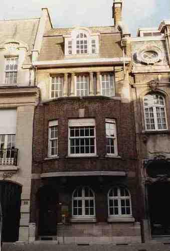 Dendermonde Kerkstraat 18