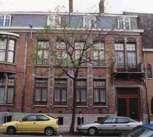 Dendermonde Kerkstraat 44