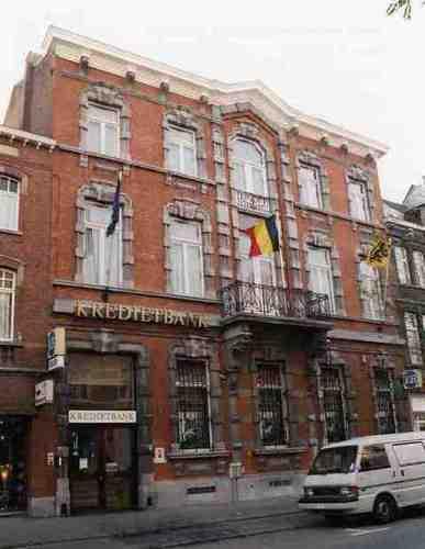 Dendermonde Kerkstraat 57
