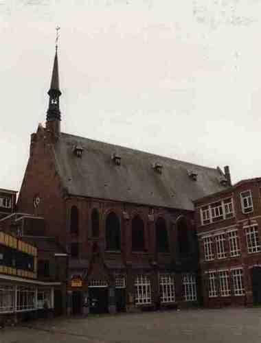 Dendermonde Kerkstraat 60 Kapel