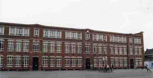 Dendermonde Kerkstraat 54-62 Klaslokalen