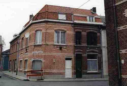 Dendermonde Zwijvickstraat 21-23, Leo Bruynincxstraat 1-1A